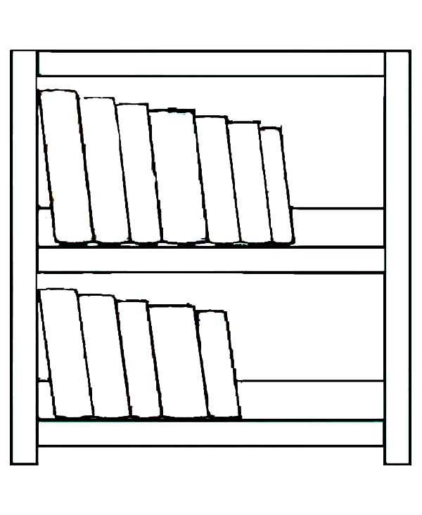 Shelf Drawing