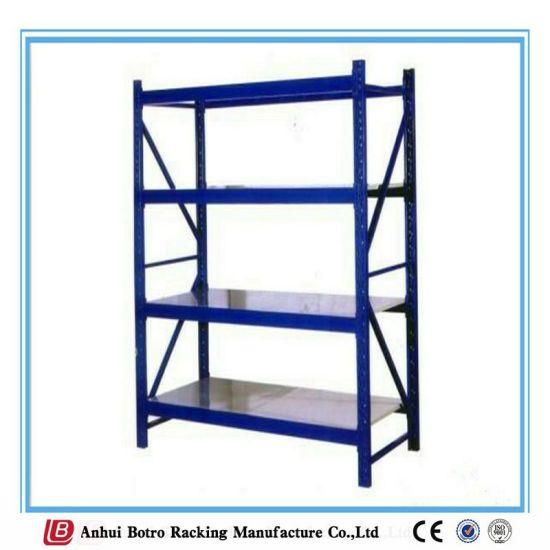 550x550 China Supermarket Medium Duty Drawing Shelf
