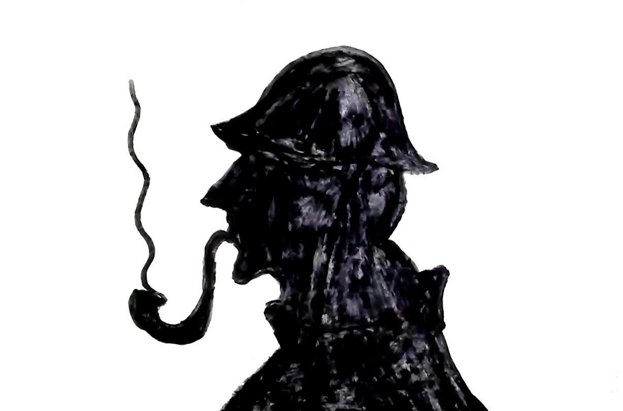 1227x810 Sherlock Drawing Draw For Free Download