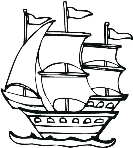 567x630 pirate ship outline ship drawing clip art ship pirate ship outline