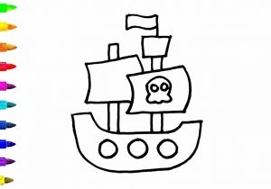 300x210 ship drawing for kids and ship drawing for kids ship drawing