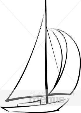 277x388 sailboat clip art art sailboat drawing, sailboat art, boat