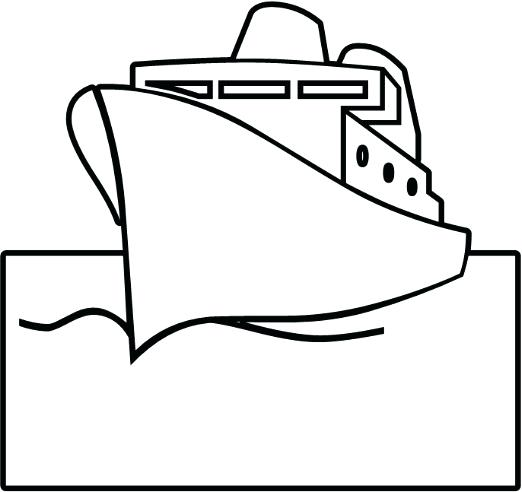 522x492 ship outline ship free vector in open office drawing vector ship