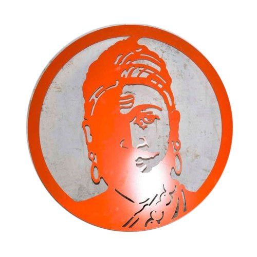 500x500 shivaji maharaj laser cut craft, laser cut craft