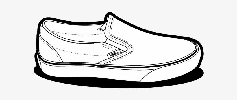 820x347 Shoe Clipart Vans