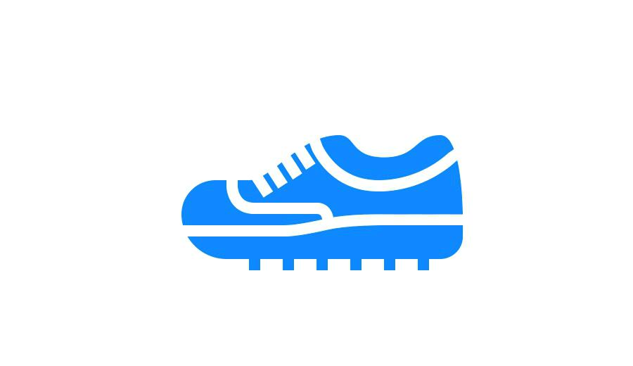 900x520 Tennis Shoe Outline Running Shoe Drawing At Free For Personal Use