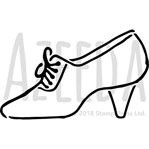 500x500 'tap Shoe' Wall Stencil Template From Traditional Childrens Wear