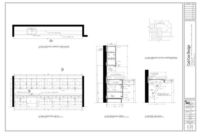640x427 Do You Know The Difference Between Casework Shop Drawings