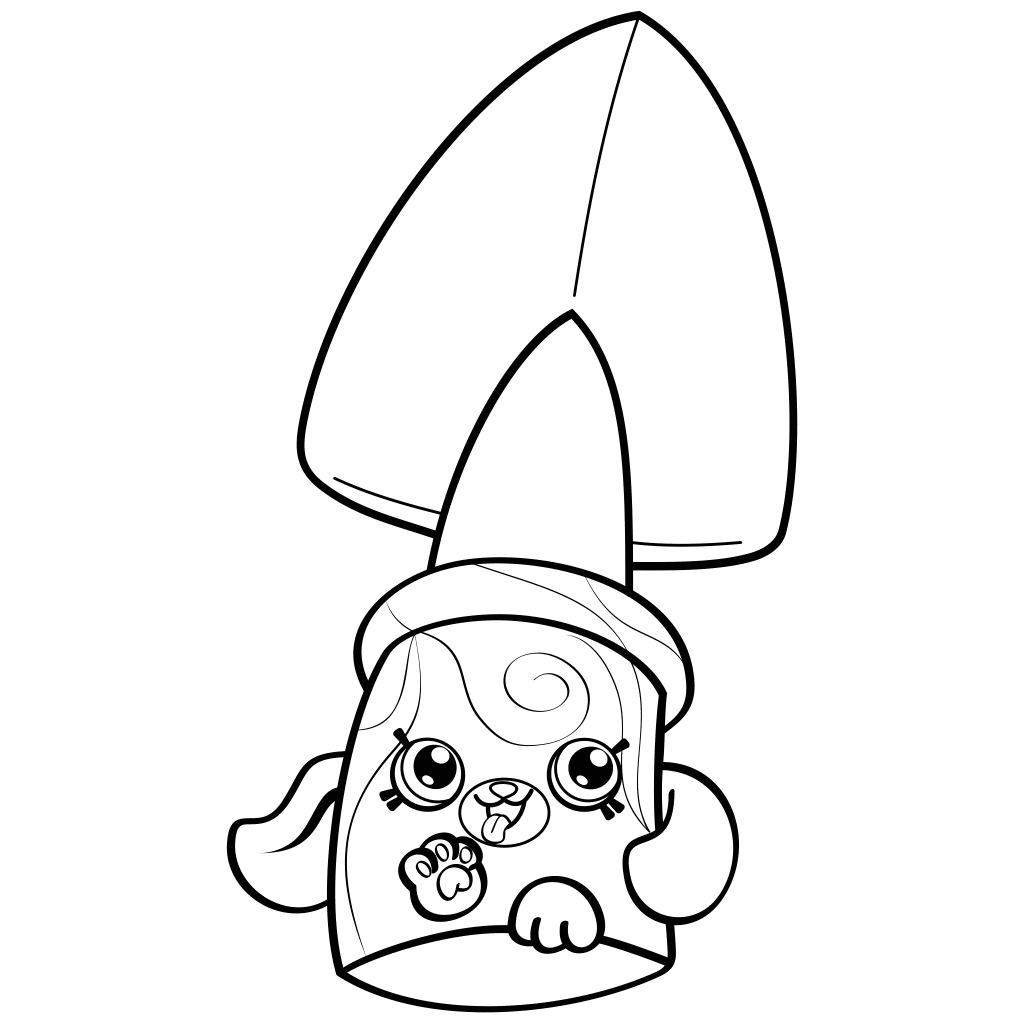 1024x1024 Shopkins Coloring Pages Awesome Line Drawing
