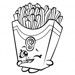300x300 Shopkins Season Coloring Pages