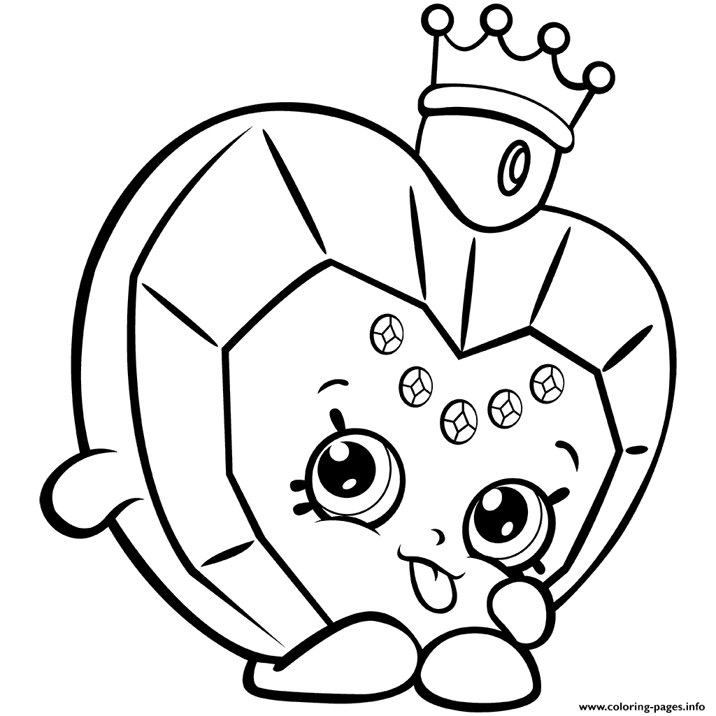 1024x1024 Shopkins Coloring Pages To Print Shopkins Logo Black Shopkins
