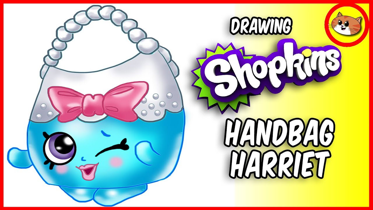 1280x720 Drawing Shopkins Season