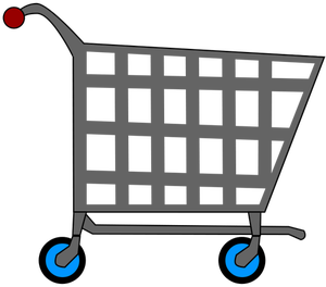 Shopping Cart Drawing