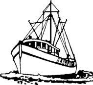 190x172 best boats images shrimp boat, boats, boat art