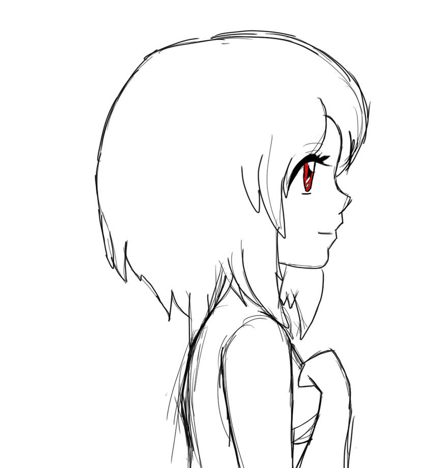 870x918 Side View Frisk