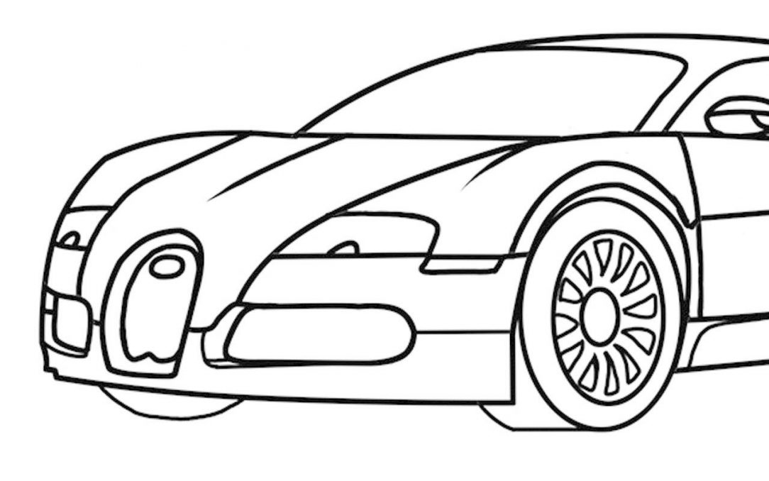 1084x678 Best Car Sketching Books Cool Drawings Easy Drift Side View Step