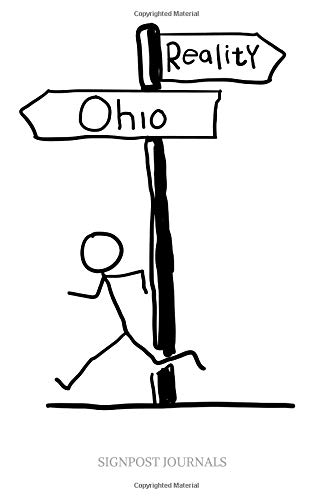 333x500 reality ohio a large blank lined journal journal to write