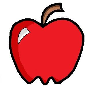 Simple Apple Drawing Free Download Best Simple Apple Drawing On
