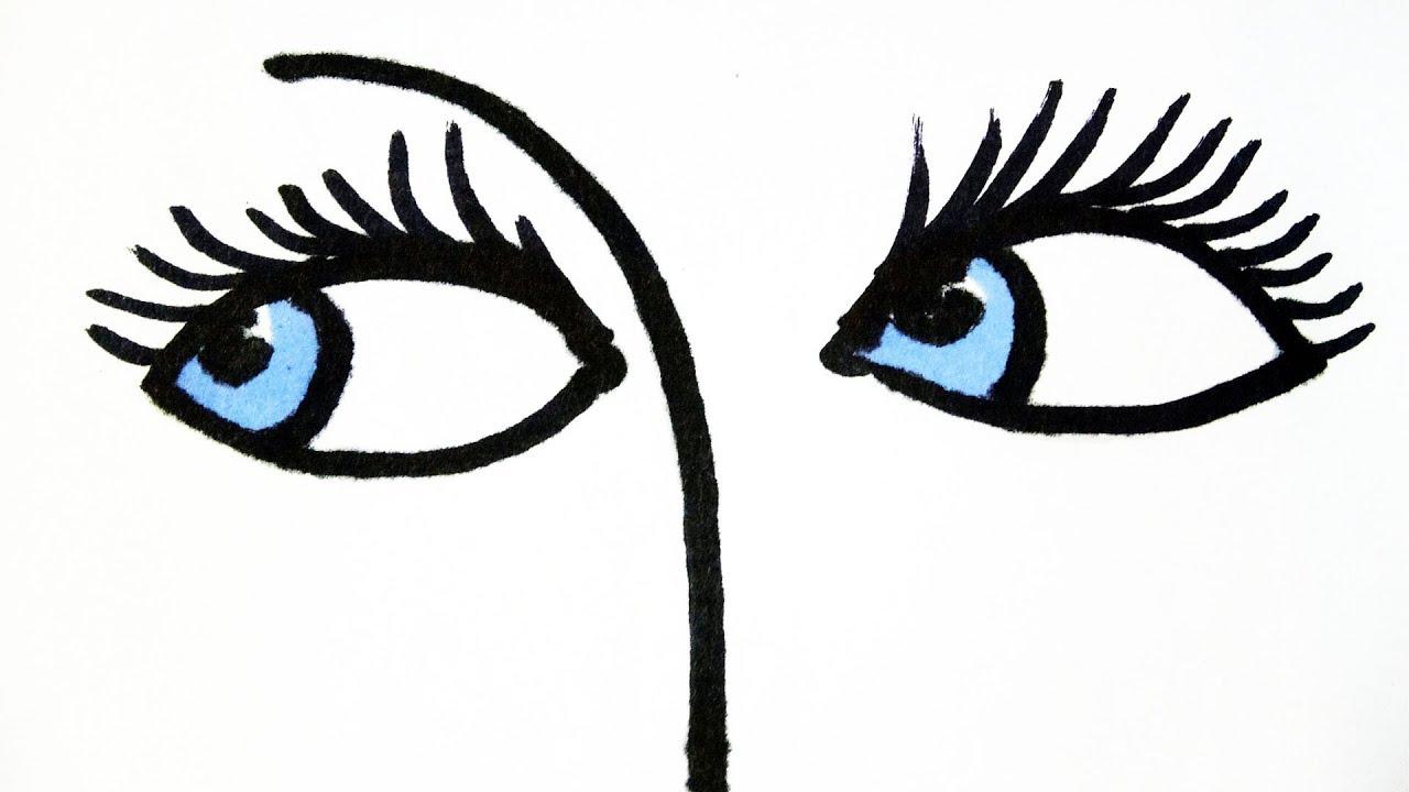 Simple Art Drawings
