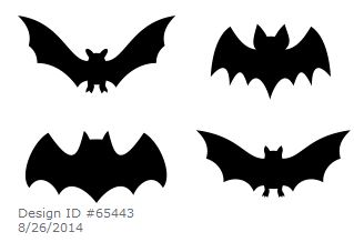 Bat easy. Simple drawing free download
