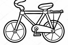 236x157 Drawing Easy Eyes Cute And Simple Bike Step