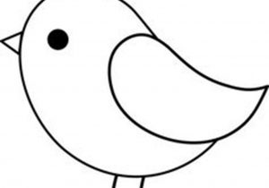 300x210 simple bird drawing how to draw a simple bird flying simple bird