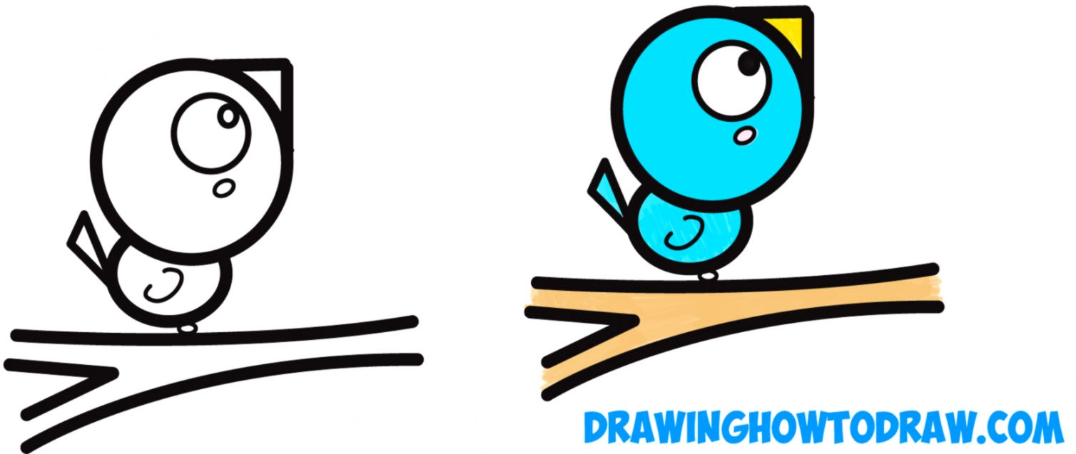 1508x637 Simple Bird Drawing Important Wallpapers