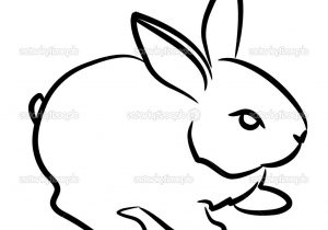 300x210 Bunny Drawing Simple Simple Bunny Face Drawing