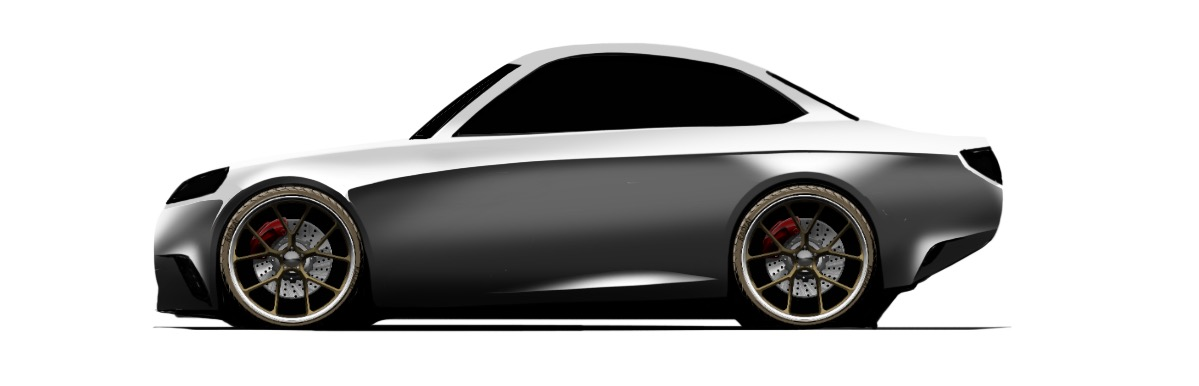 1199x386 How To Draw Cars Easy Step