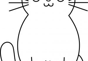 300x210 Cute Cat Face Drawing Easy