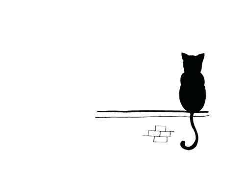 500x357 Cat Drawing Simple How To Draw Cats Warrior Cat Drawings Simple