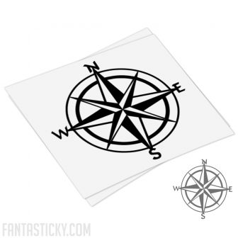 336x336 Compass Rose Line Drawing Simple Ideas Free Design Ajedrezdeen