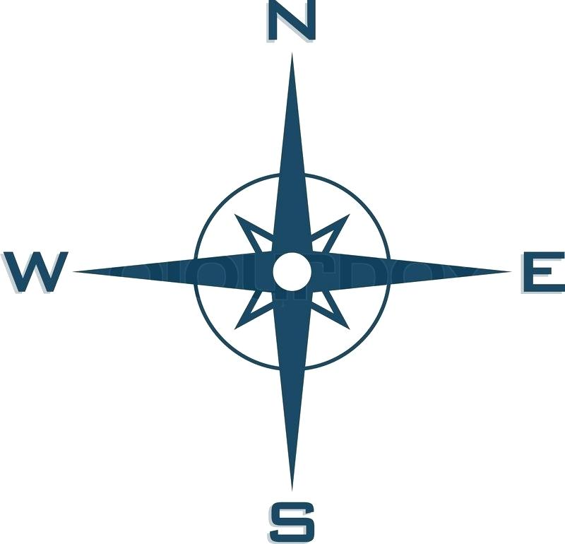 800x770 simple compass rose compass simple compass rose design