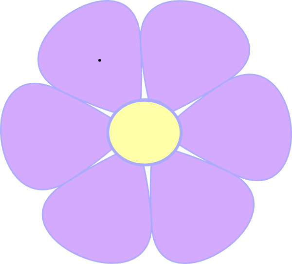600x542 Simple Daisy Cliparts Free Download Clip Art