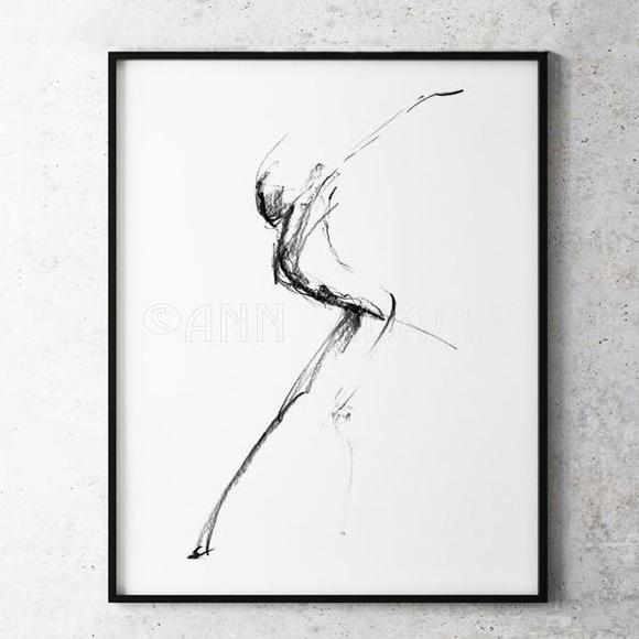 580x580 Dancing Figure Ann Adams Art