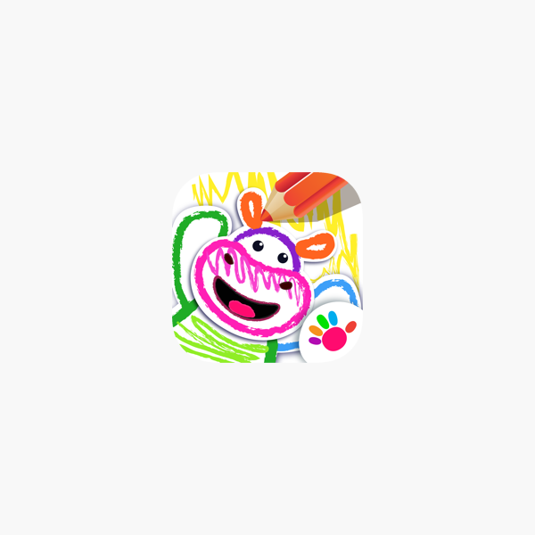 600x600 Drawing Games For Kids Toddler On The App Store