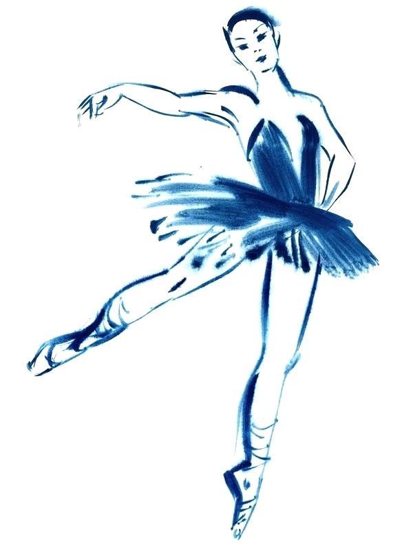 600x800 Ballerina Drawing Ballerina Drawing How Do You Draw A Ballerina