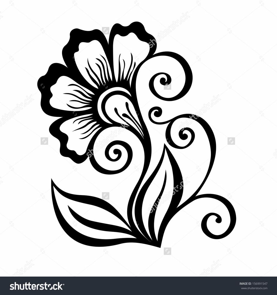 Sketches Flowers Design Chelss Chapman