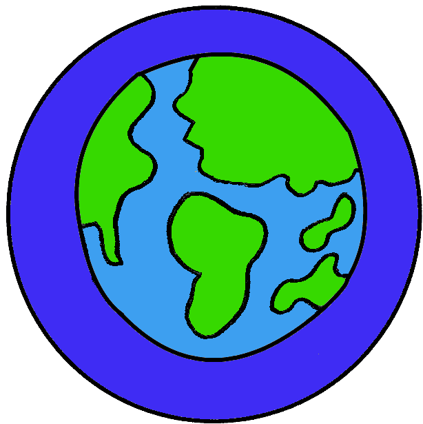 614x615 Earth, Circle, Transparent Png Image Clipart Free Download