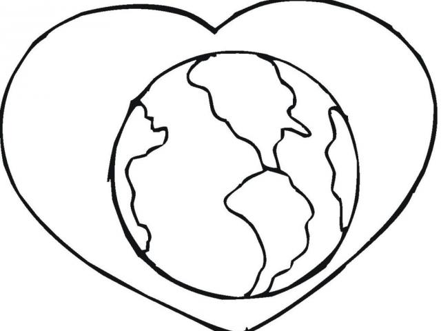 640x480 Free Drawn Earth, Download Free Clip Art