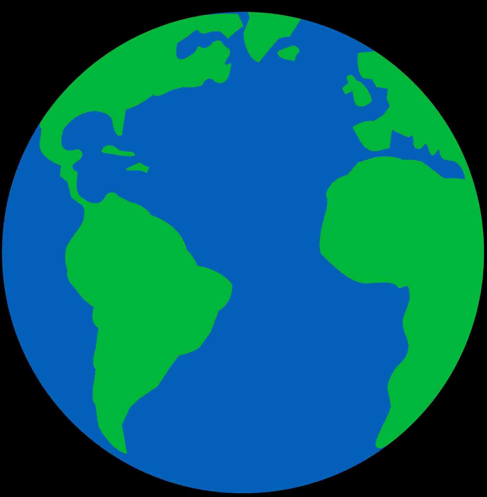 1900x1941 Rhclipartxtrascom Earth At Getdrawingscom For Personal Use