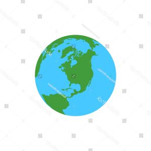 300x300 Top Simple Earth Icon Vector Drawing Shopatcloth