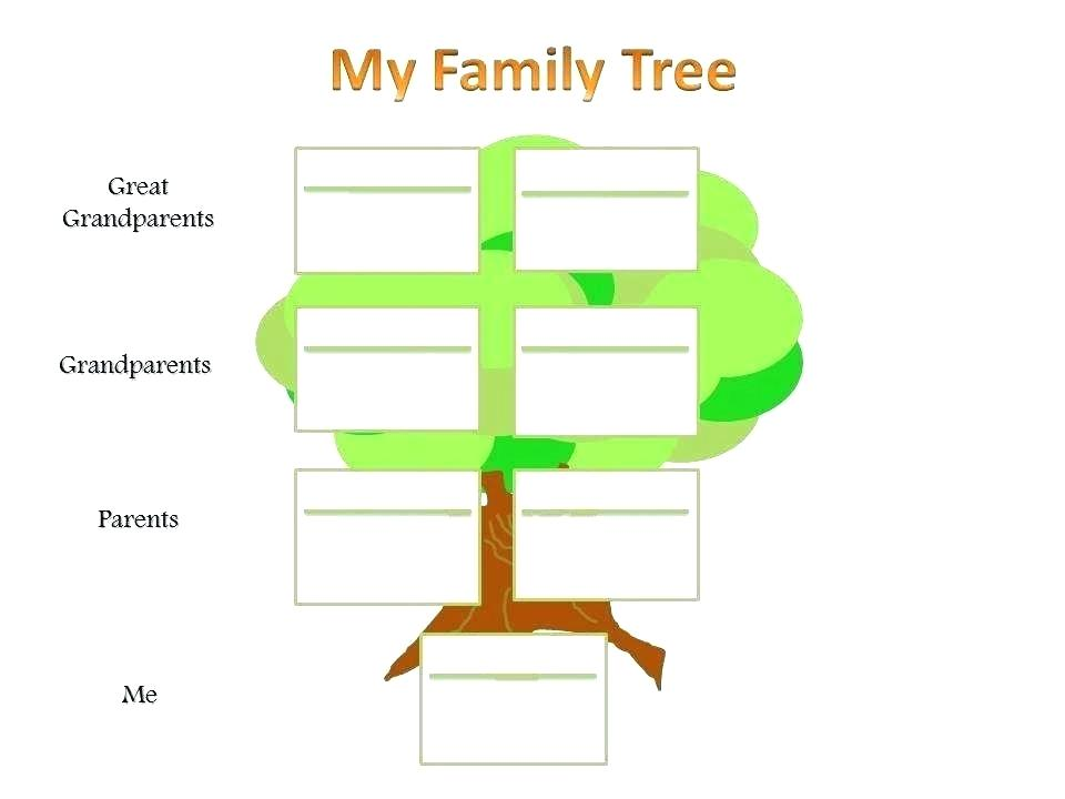 960x720 generation family tree template family genealogy form family