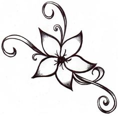 Simple Floral Designs For Drawing Free Download Best Simple Floral