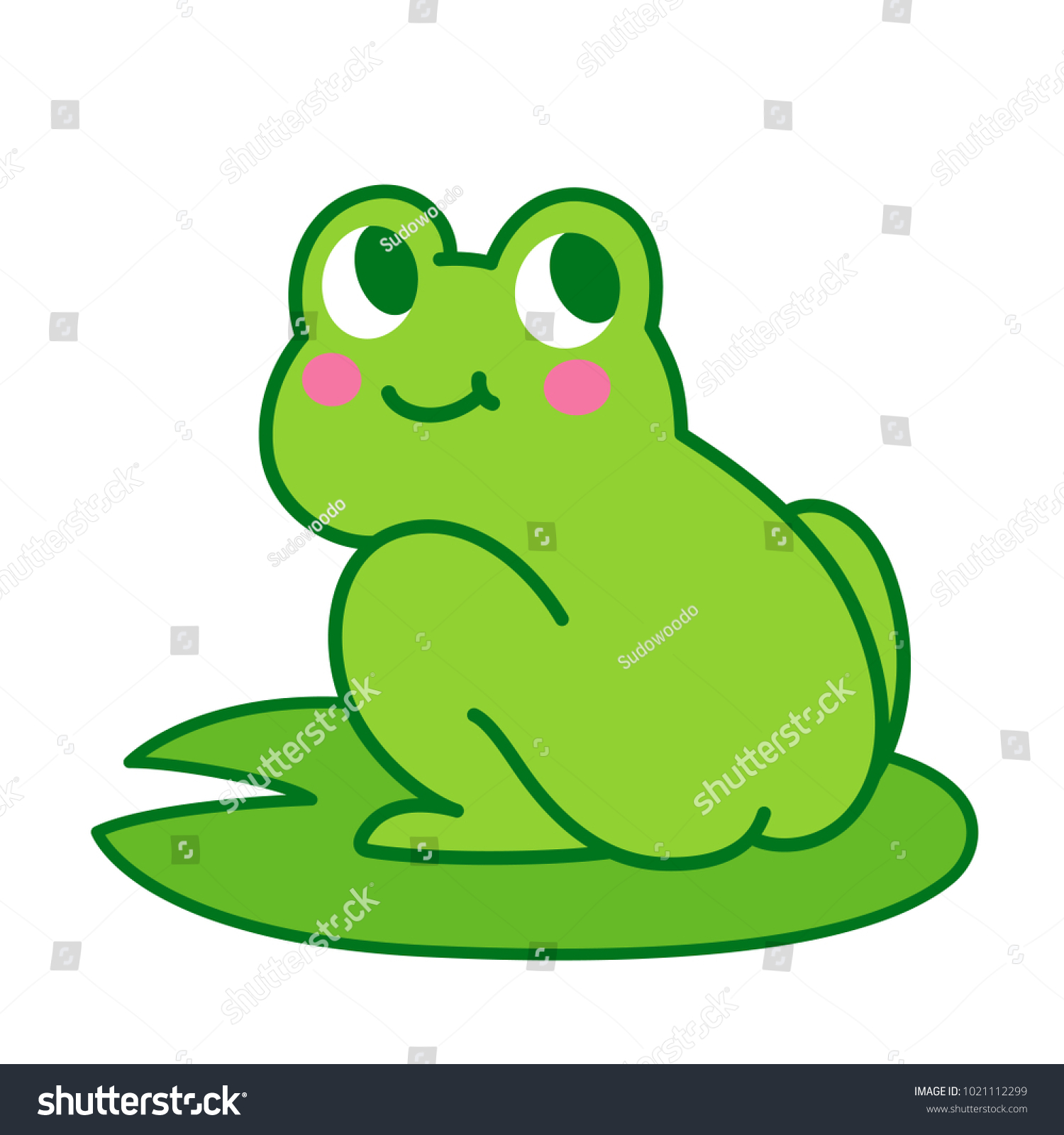 Simple Frog Drawing Free Download Best Simple Frog Drawing