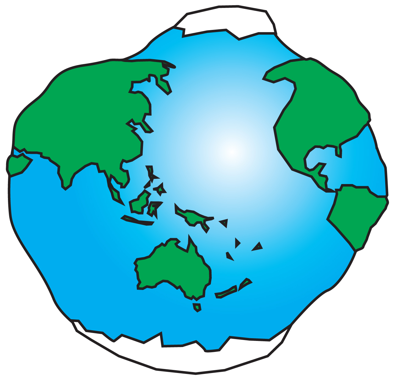1293x1245 Drawn Earth Drawing