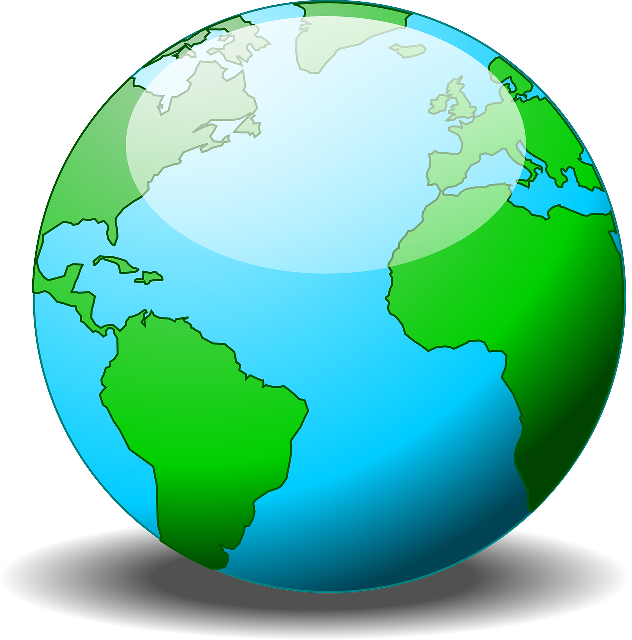 1264x1280 Social Drawing Globe, Picture