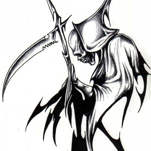 509x512 Simple Reaper Tattoos Ideas And Designs