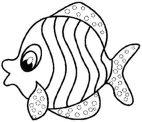 464x400 simple fish outline best fish template ideas fish cut outs fish