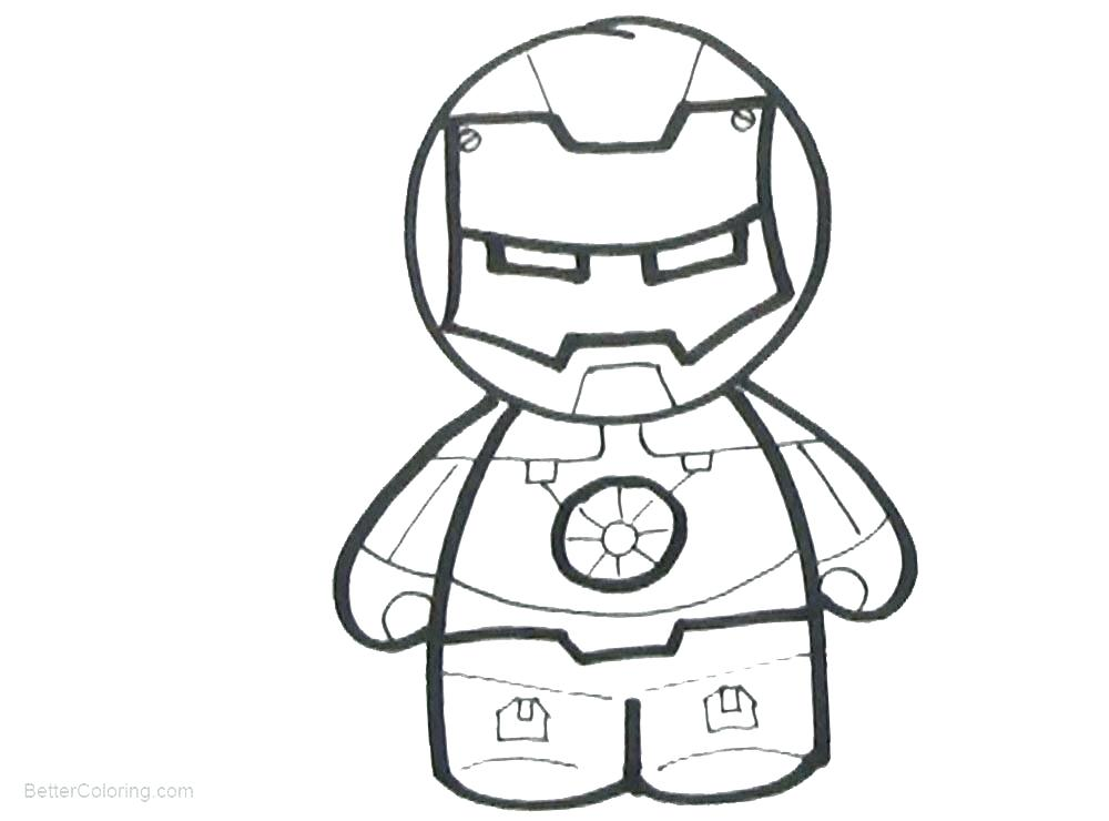 1000x740 Simple Coloring Pages For Kids Iron Man Color Pages Free Simple